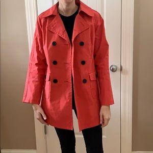 Ann Taylor Loft rain  jacket